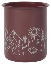 Stay Wild Pencil Cup