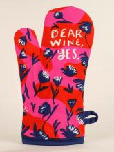 Dear Wine, Yes. Oven Mitt