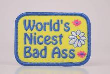 World's Nicest Badass Patch