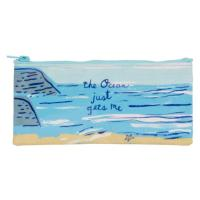 The Ocean Just Gets Me Pencil Pouch