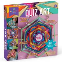 All About Me Quiz Art Kit