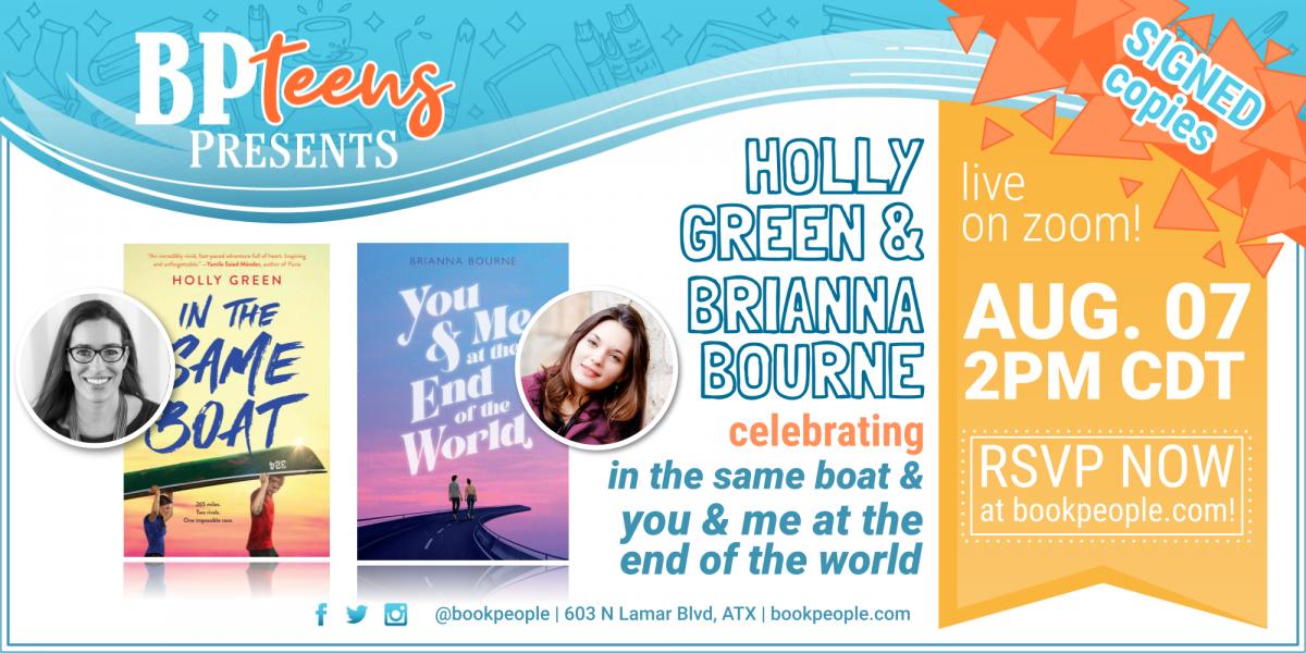 Holly Green Brianna Bourne event slide