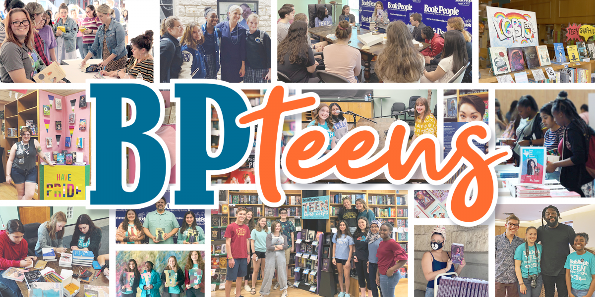 BookTeens Home Collage Slide