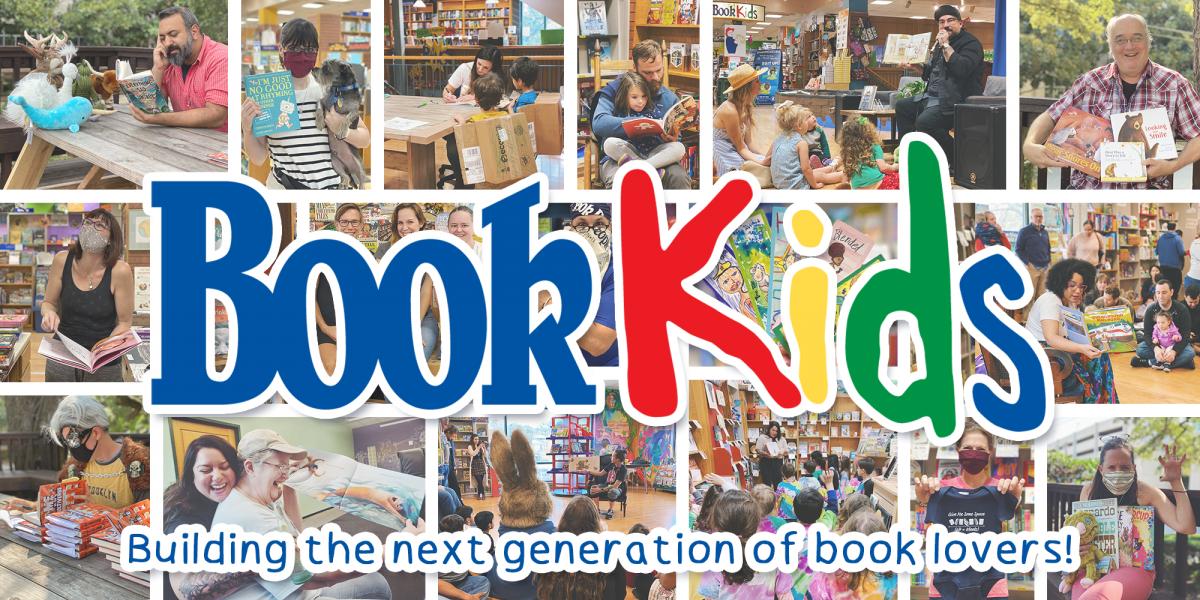 BookKids Main Slide Image