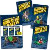 Monster Women Notebook Set