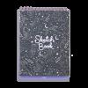 Celestial Stars Sketchbook