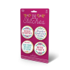 In Stitches Bag Clips