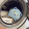 Handy Cat Laundry Bag in action