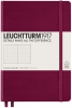 Port Red Leuchtturm Dotted Notebook