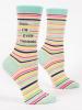 Shhh... I'm Overthinking Socks