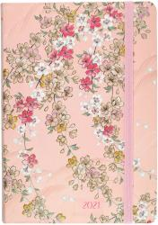 2021 Cherry Blossoms 16-Month Planner [Small]