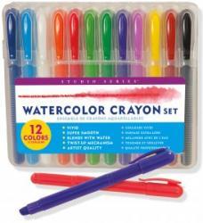 Studio Series Watercolor Crayon Set