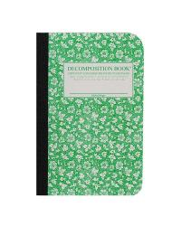 Parsley Pocket Sized Decomposition Notebook