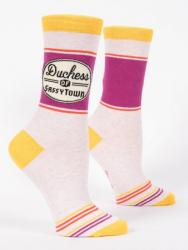 Duchess Of Sassytown Socks