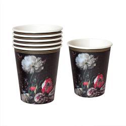 Baroque Flower Cups
