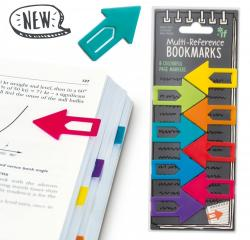 Multi-Reference Arrow Bookmarks