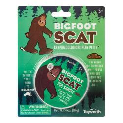 Bigfoot Scat Play Putty