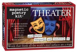 Theater Lover Magnetic Poetry Kit