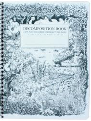 Gardening Gnome Decomposition Spiral Notebook