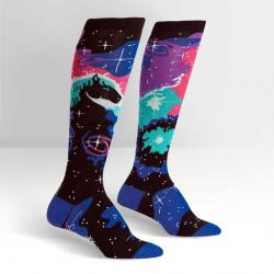 Horsehead Nebula Knee High Socks