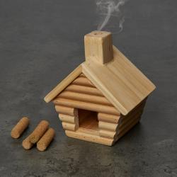 Little Cabin Incense Burner