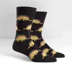 Tacosaurus Men's Crew Socks