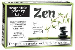 Zen Magnetic Poetry Kit