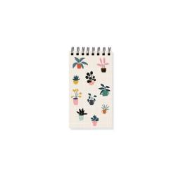 House Plants Mini Notepad by Fringe