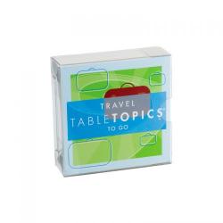 Travel Edition Table Topics