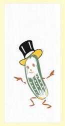 Mr. Pickle Dishtowel