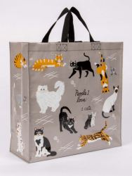 People I Love: Cats Shopper Tote