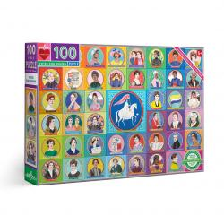 Votes for Women 100 Piece Jigsaw Puzzle