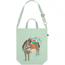 Don't Be An Ass Donkey Tote Bag