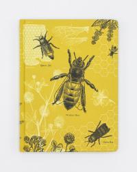 Front cover of Honeybee Notebook