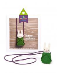 Bunny Necklace Craft Kit