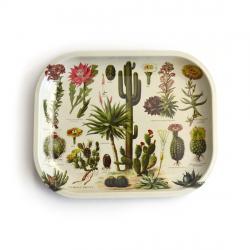 Cacti & Succulents Metal Ritual Tray