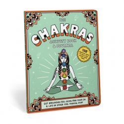 Chakras Activity Book & Journal