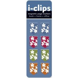 Floral Silhouette i-Clips