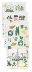 Get Growing Gardening Dishtowel Set
