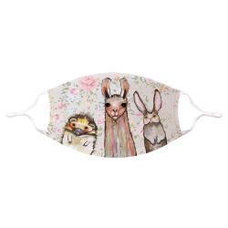 Baby Llama and Friends artwork by Eli Halpin, adjustable