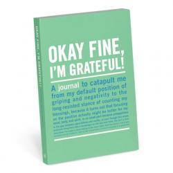 Ok Fine, I'm Grateful Mini Journal