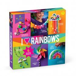 I Love Rainbows Craft Kit