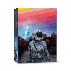 Rainbow One 500 Piece Puzzle in box