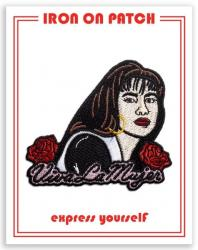 Selena Viva la Mujer Iron-On Patch