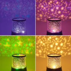 Starry Sky LED Room Light color waves