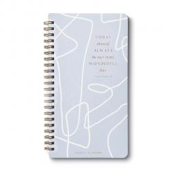 Today Should Be Our Most Wonderful Day Undated Planner