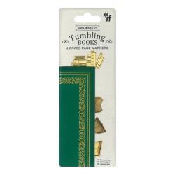 Tumbling Books Bookminders Bookmark